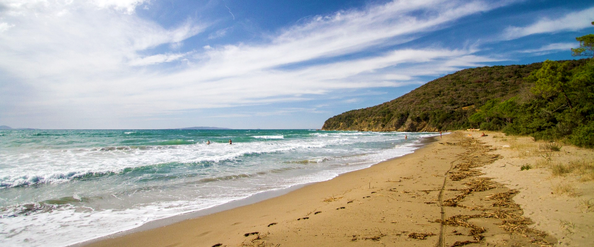 agriturismo in maremma vicino al mare - giuncola e granaiolo